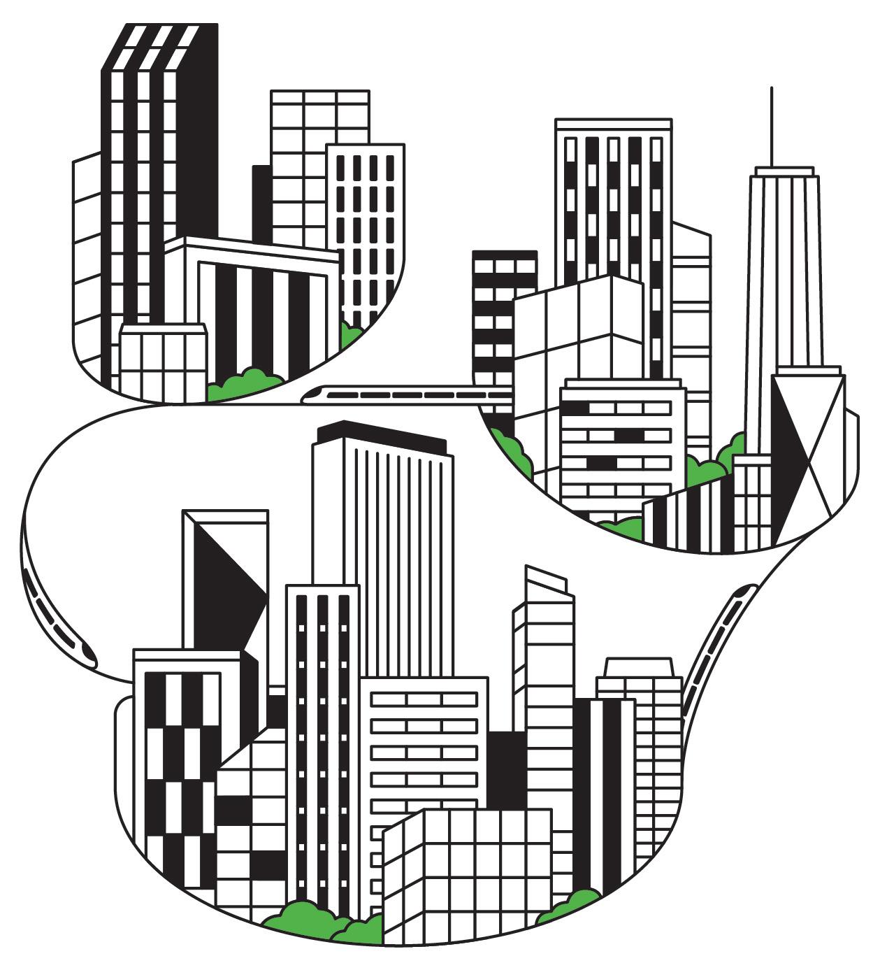 1億人の超巨大「都市郡」、中国が推進する次世代都市構想