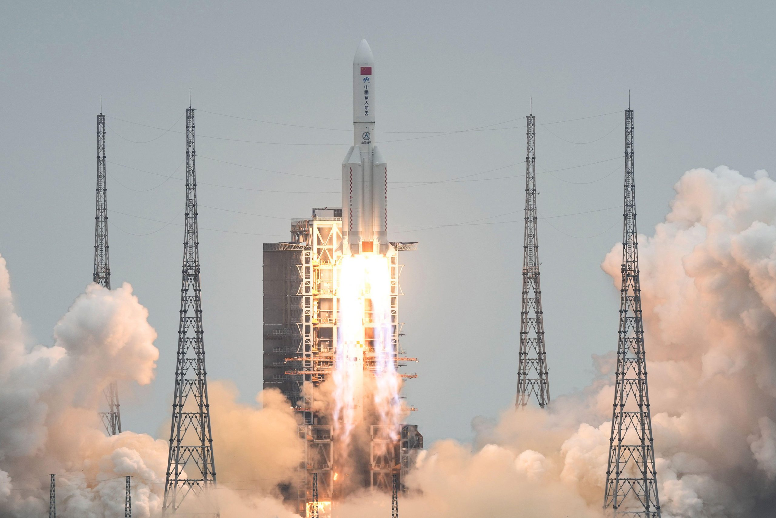 ついに始まった中国の宇宙ステーション建造、その狙いは?