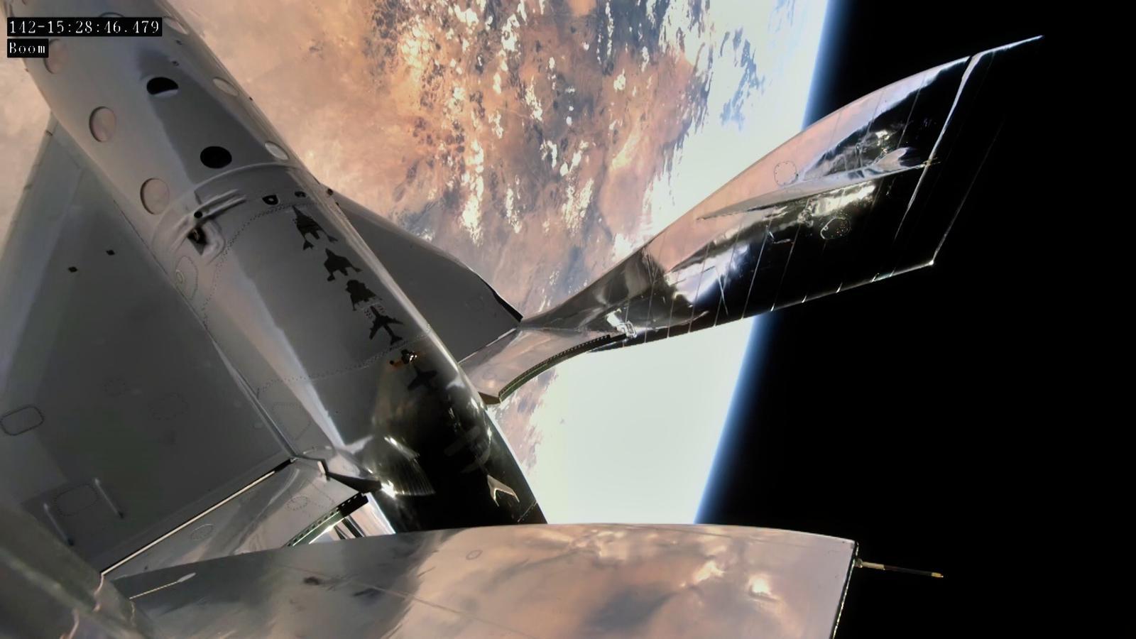 ヴァージンが2年ぶり、3度目の有人飛行に成功 「年400便」へ前進