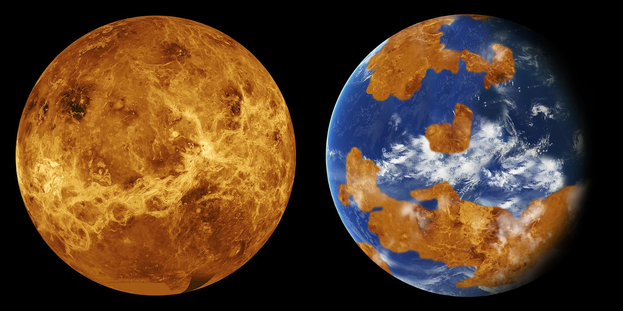 金星探査の次期ミッションが示唆する太陽系外惑星の居住可能性
