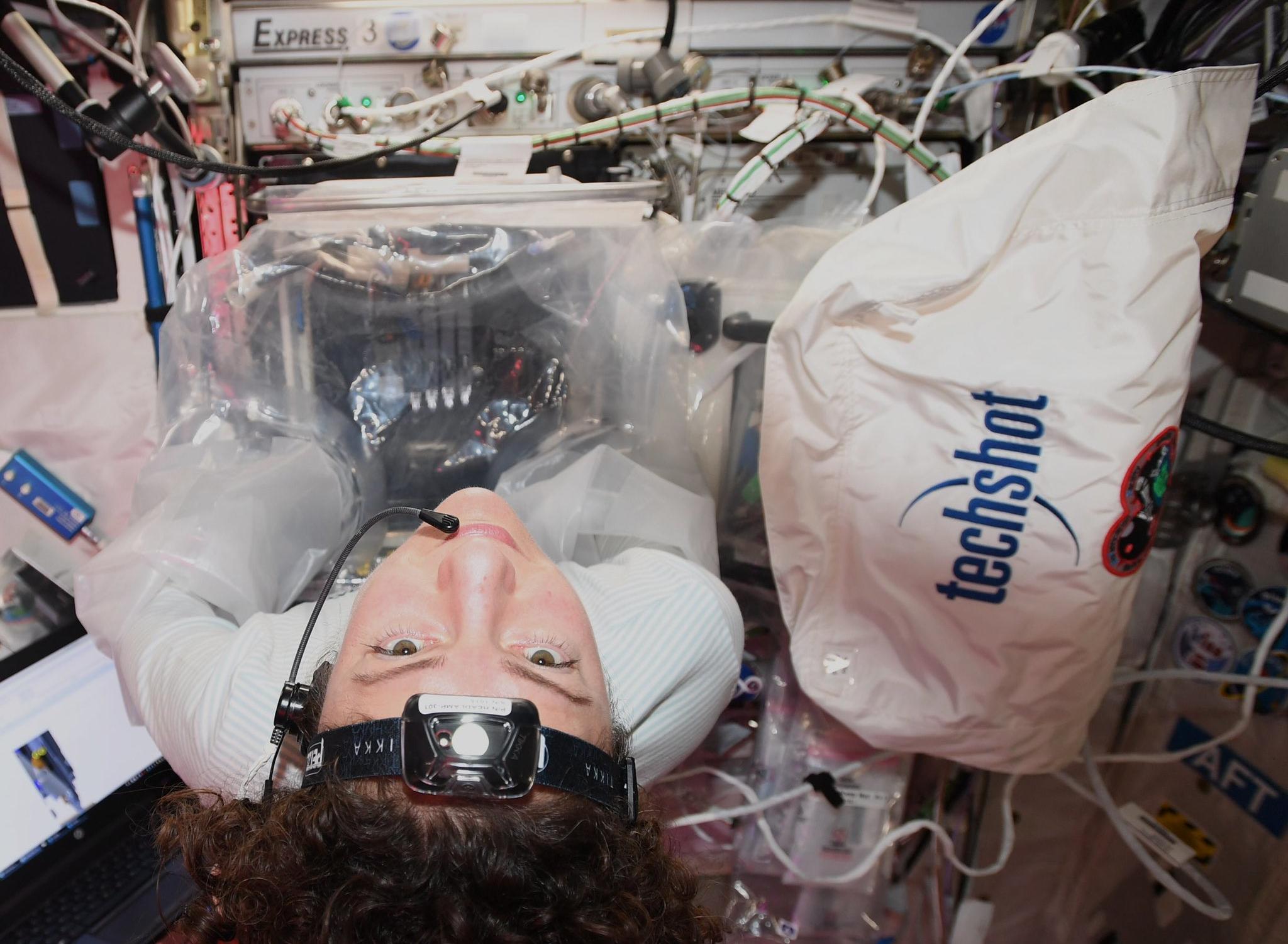 人工臓器作製を目指すNASA、3Dプリントの肝臓組織をISSで実験へ