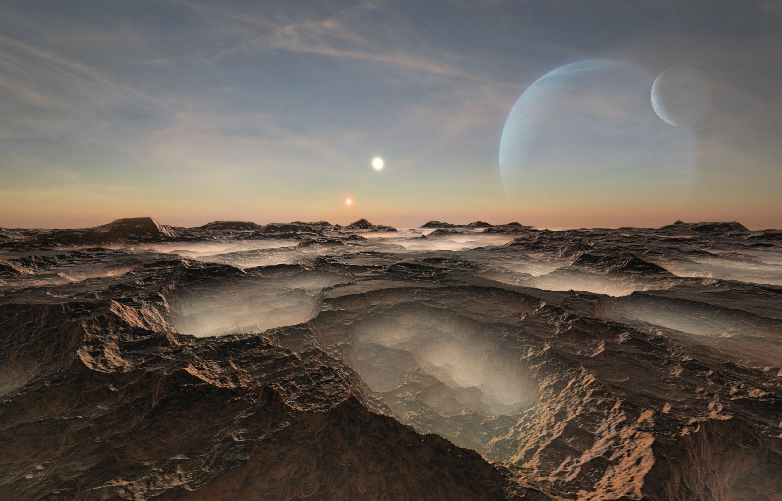 地球はもう、宇宙人に見つかっているかもしれない=新研究