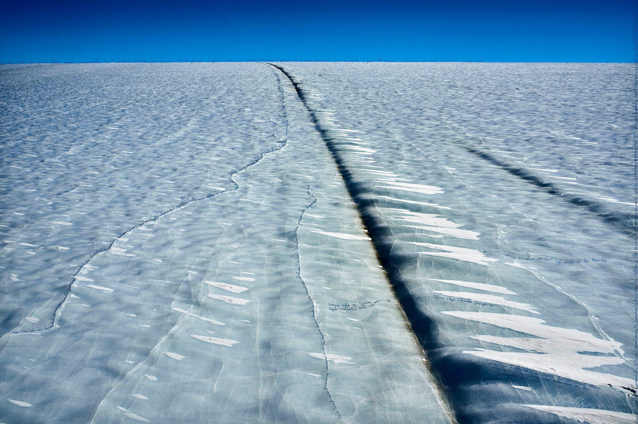 写真家と科学者が協働:写真で見る、気候変動の凄まじさ