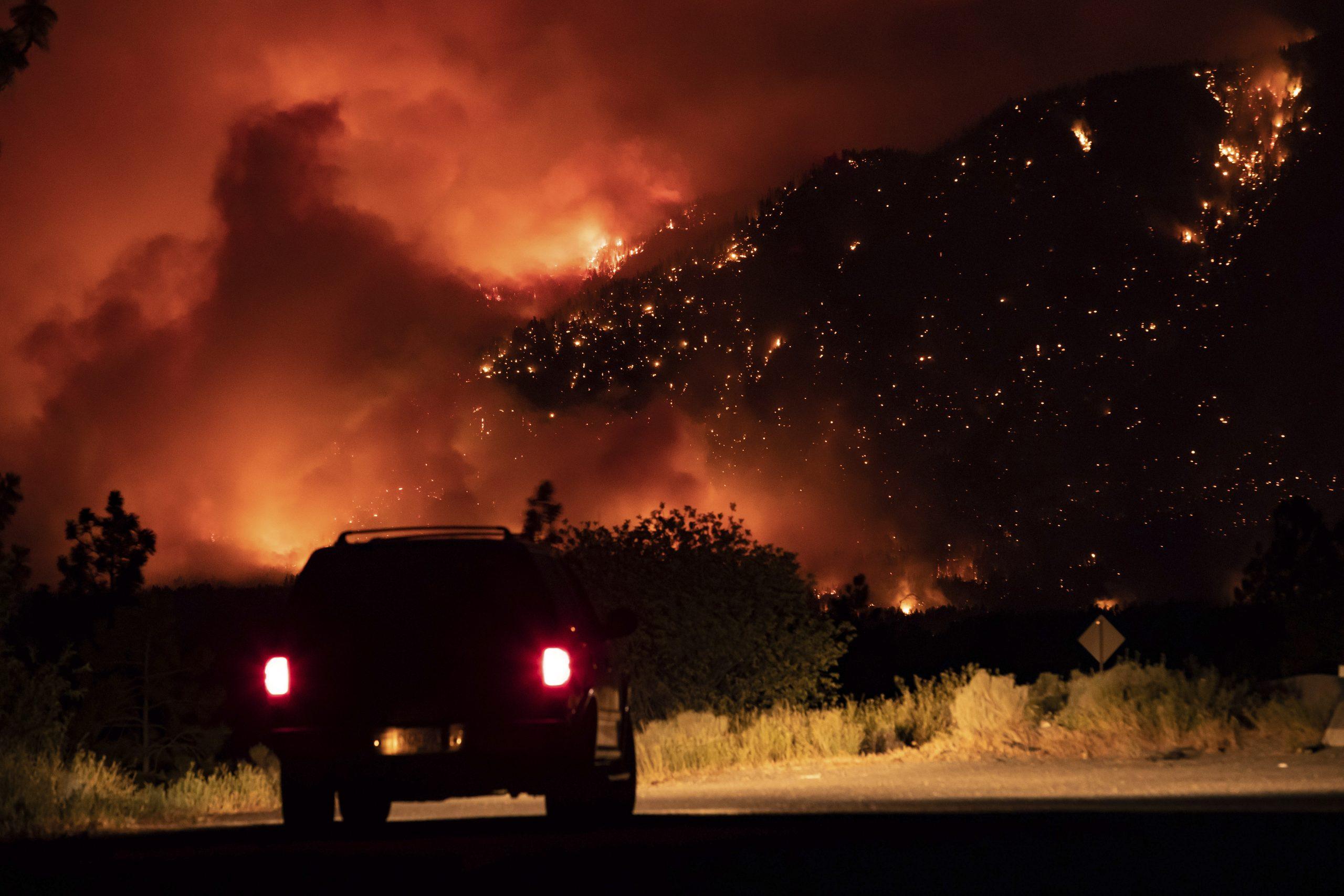 米国北西部の記録破りの熱波は気候変動が原因、研究者らが結論