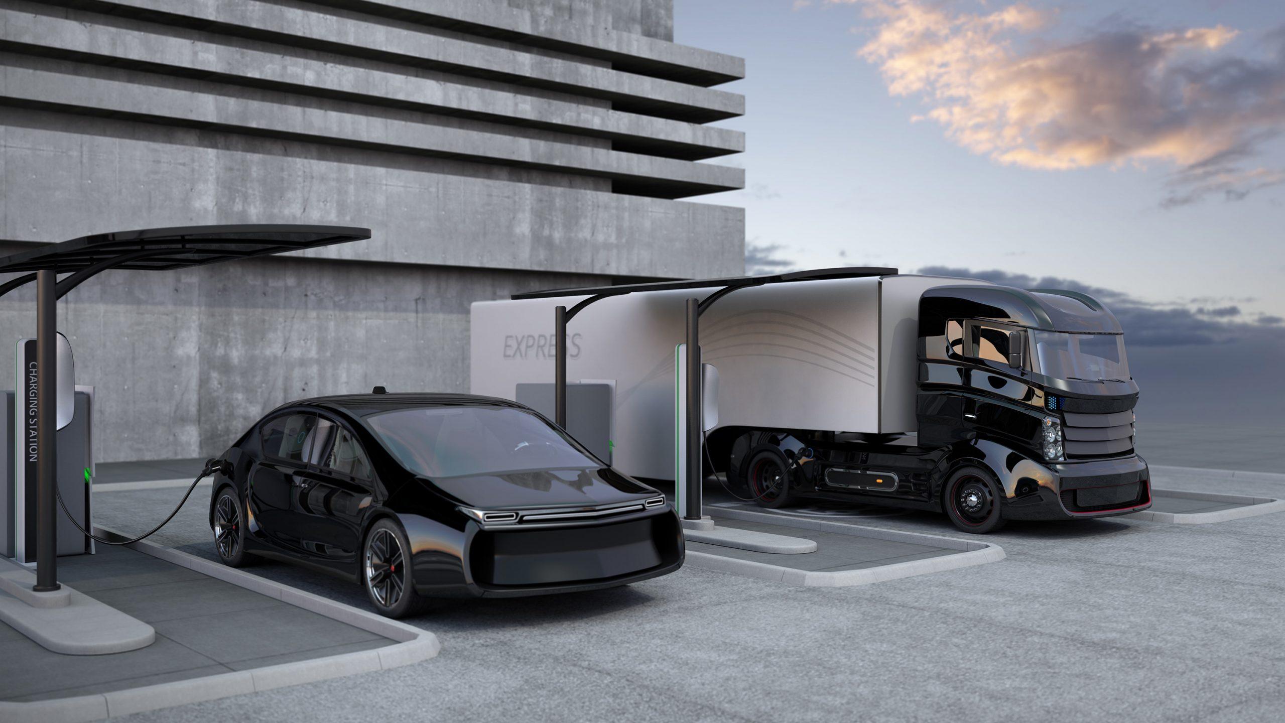 EVトラック普及で送電網は耐えられるか?