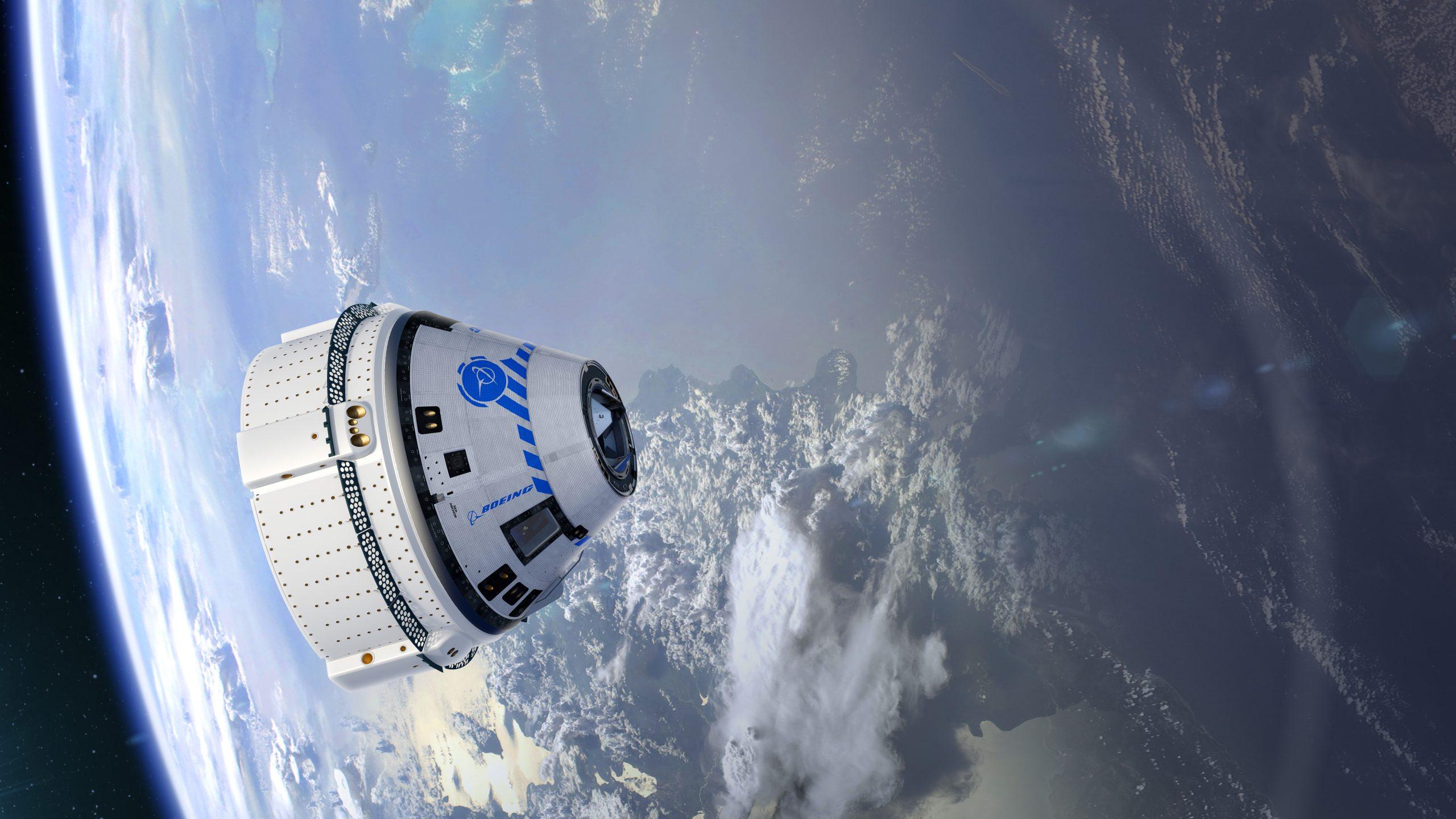 ボーイングの新型宇宙船、背水の陣で2度目の打ち上げへ
