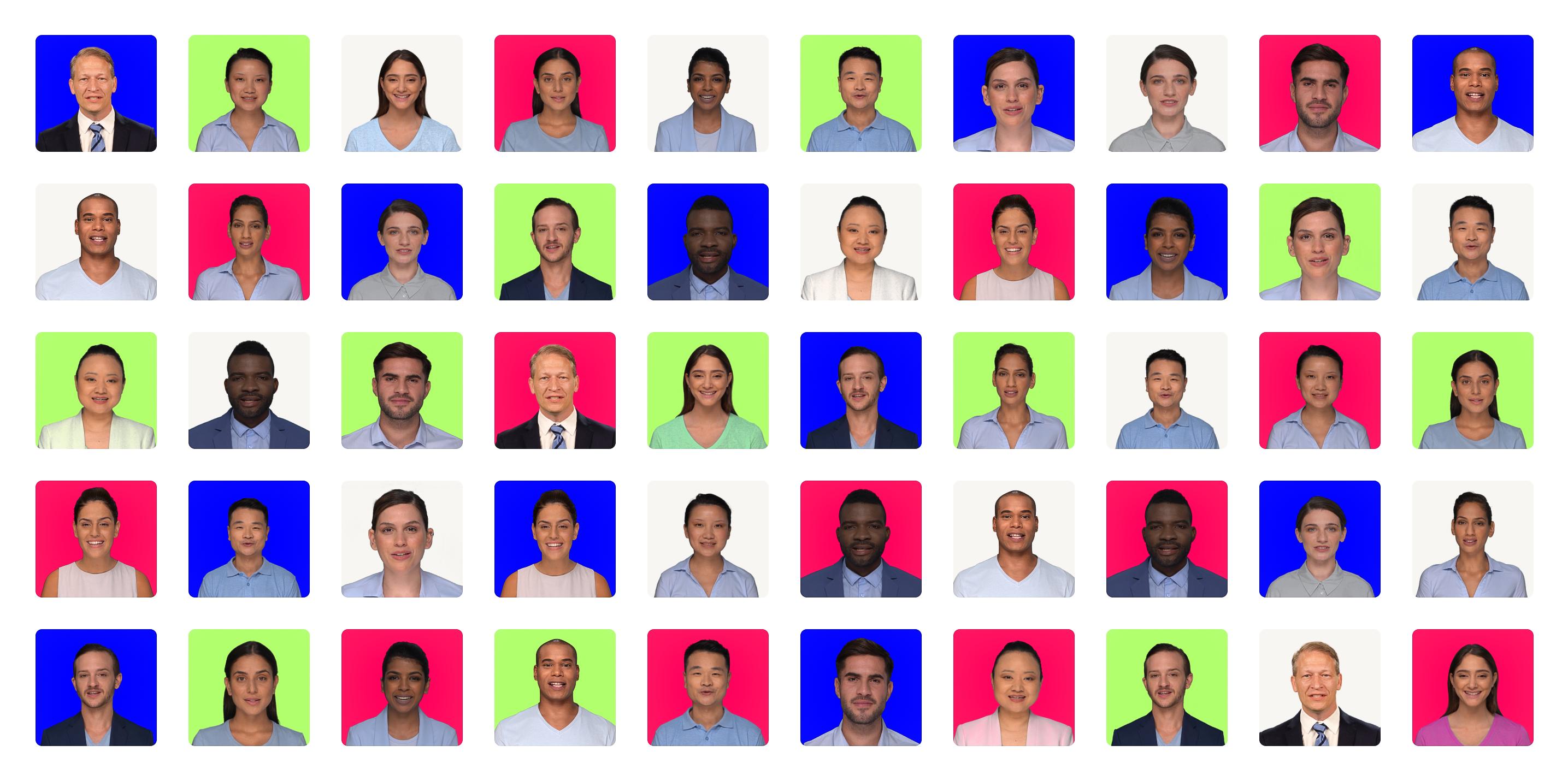 講師・受付に「顔」貸出、デジタル版コピーロボビジネスが拡大中