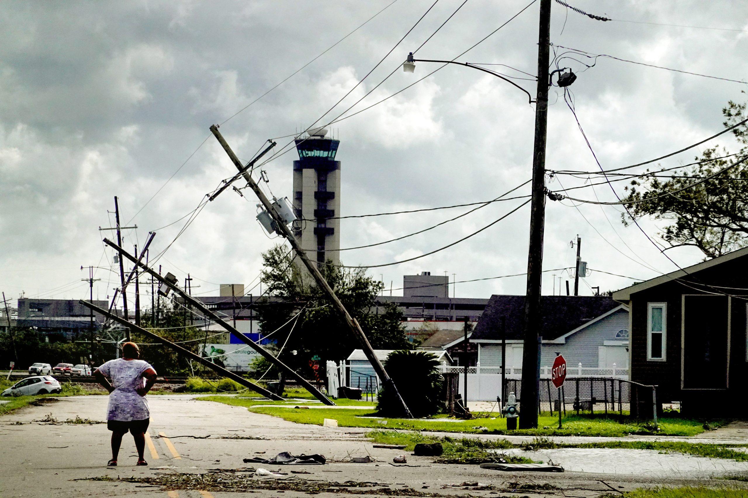 ハリケーン「アイダ」で大規模停電、求められる強い送電網