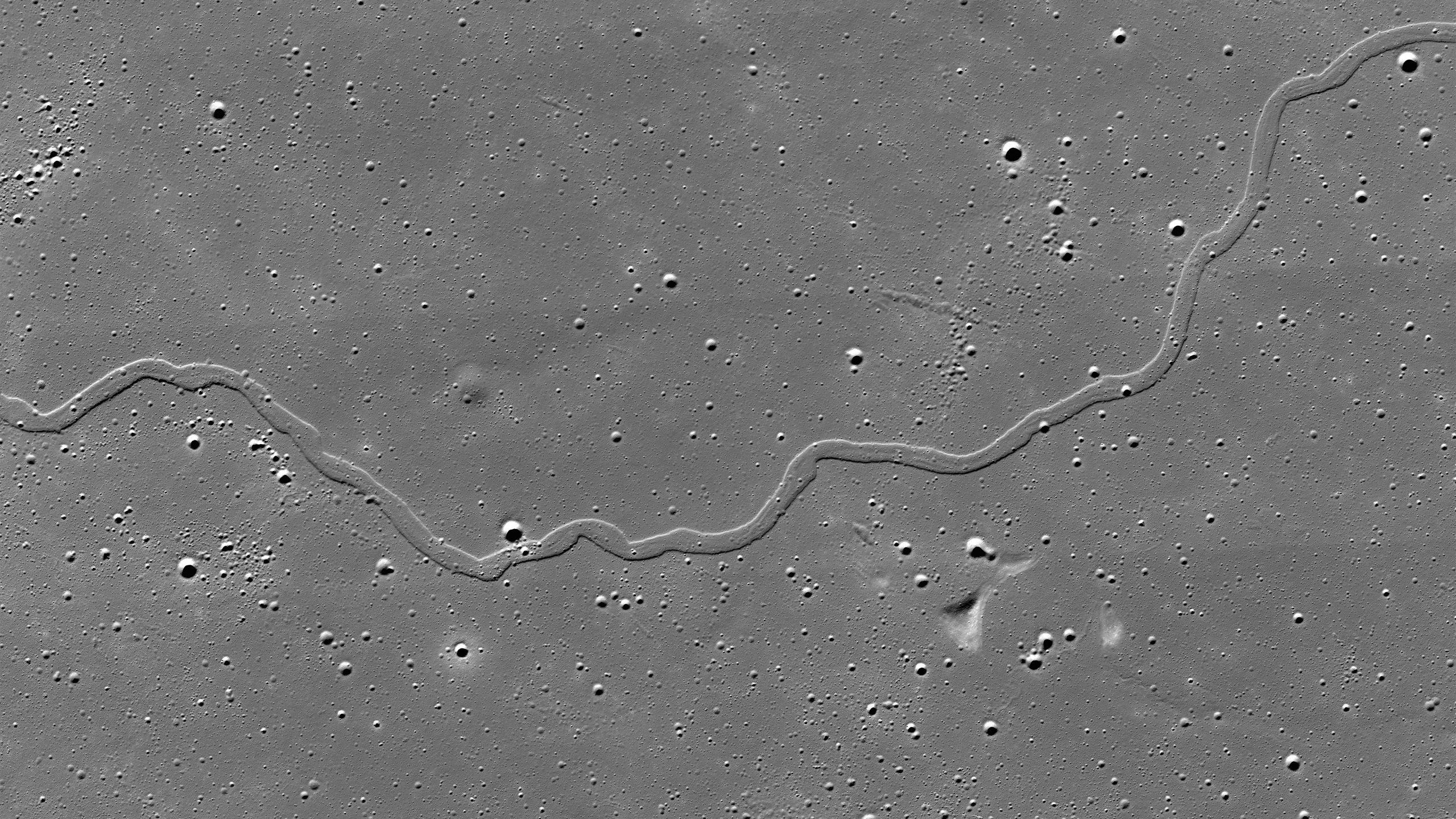 月の火山活動はもっと活発だった? 嫦娥5号のサンプルで明らかに